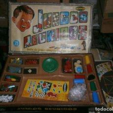 Juegos de mesa: JUEGOS REUNIDOS 35. Lote 134444918