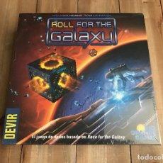 Juegos de mesa: JUEGO DE MESA - ROLL FOR THE GALAXY - DEVIR - PRECINTADO - JUEGO DE DADOS. Lote 134554146