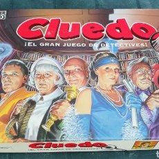Juegos de mesa: CLUEDO. EL GRAN JUEGO DE LOS DETECTIVES. 1996. Lote 134753878