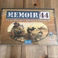 Giochi da tavolo: JUEGO WARGAME - MEMOIR ´44 - TEATRO DEL MEDITERRANEO - DAYS OF WONDER - EDGE - WWII - ESTRATEGIA. Lote 134759486
