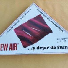 Juegos de mesa: NEW AIR Y DEJAR DE FUMAR. Lote 134763102
