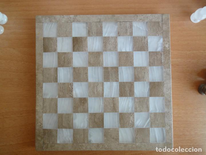 Juegos de mesa: Antiguo Ajedrez de Mexico. Tallado a mano. Sin faltas. - Foto 4 - 134786506