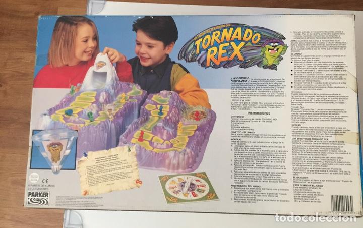 Juegos de mesa: Juego mesa tornado rex sin estrenar - Foto 2 - 195344765