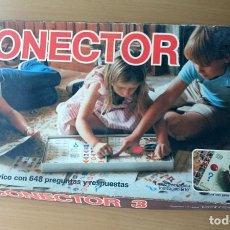 Juegos de mesa: CONECTOR 3 DE BORRAS. Lote 135104870