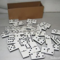 Juegos de mesa: DOMINO- MADE IN SPAIN- COMPLETO.. Lote 135239934