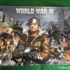 Juegos de mesa: JUEGO DE MESA WORLD WAR IV DE ZIGURAT GAMES. Lote 135261394
