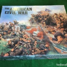 Juegos de mesa: JUEGO DE MESA LA GUERRA CIVIL AMERICANA THE AMERICAN CIVIL WAR DE EAGLE GAMES EN INGLES. Lote 135262490