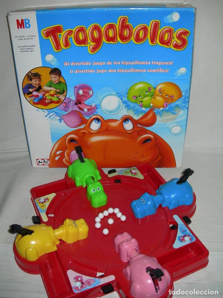 Divertido Juego Hipopotamos Tragabolas Funciona Comprar Juegos De