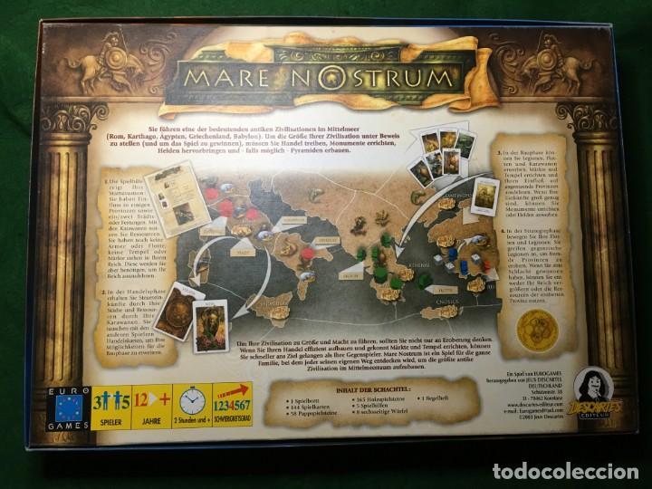 Juegos de mesa: JUEGO DE MESA MARE NOSTRUM - Foto 2 - 135436706