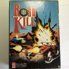 Juegos de mesa: JUEGO DE MESA ROAD KILL DE AVALON HILL. Lote 135441582