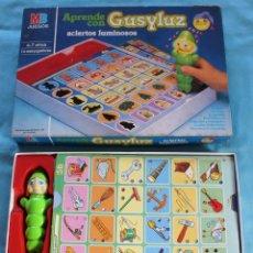 Juegos de mesa: GUSILUZ ACIERTOS LUMINOSOS-AÑOS 90. Lote 66498558