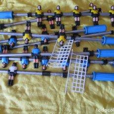 Juegos de mesa: 8 PALOS CON LOS JUGADORES FUTBOLIN RIMA. Lote 135659771