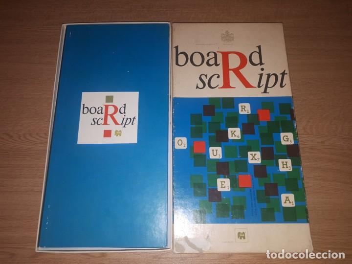 Juegos de mesa: Juego boaRdscRipt - Foto 4 - 135706811