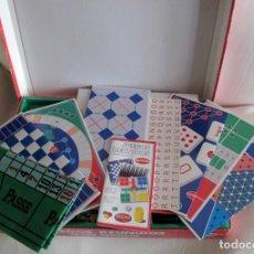 Juegos de mesa: JUEGOS REUNIDOS GEYPER 45 JUEGOS. Lote 135716843