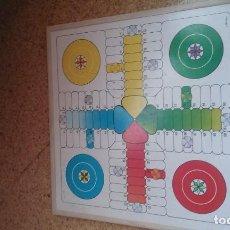 Juegos de mesa: PARCHIS / JUEGO OCA. Lote 135836142