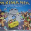 Juegos de mesa: TAXIMANIA EN MADRID . NUEVO. Lote 135844238