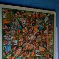 Juegos de mesa: JUEGO DE LA OCA ERÓTICA, AÑOS 80. Lote 136014976
