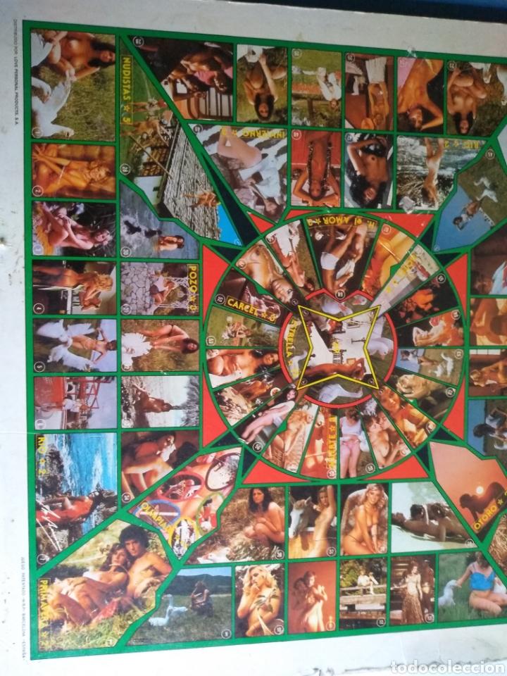 Juegos de mesa: Juego de la OCA Erótica, años 80 - Foto 4 - 136014976