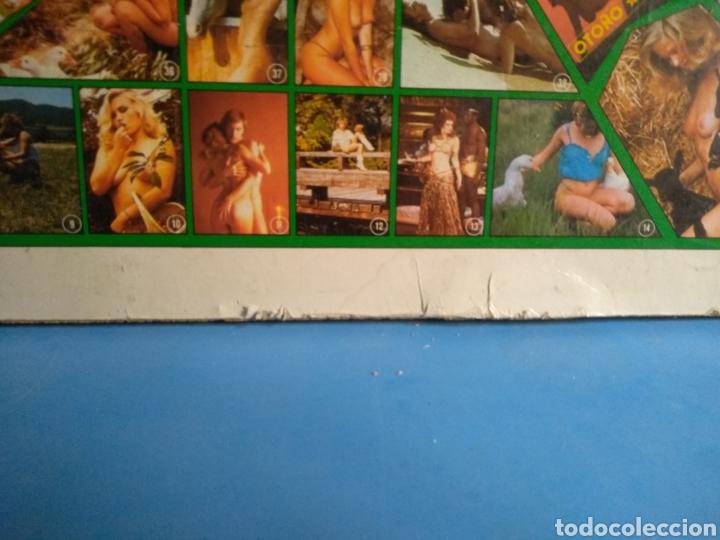 Juegos de mesa: Juego de la OCA Erótica, años 80 - Foto 8 - 136014976