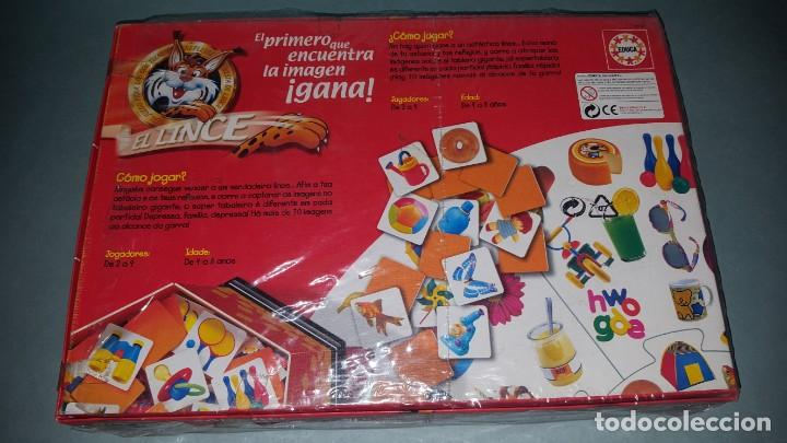 Juegos de mesa: JUEGO EL LINCE DE EDUCA PRECINTADO - Foto 2 - 136125278