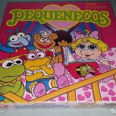 Juegos de mesa: JUEGO PEQUEÑECOS DE CEFA. Lote 136125386