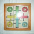 Juegos de mesa: ANTIGUO TABLERO DE PARCHÍS. Lote 136300502