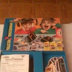 Juegos de mesa: JUEGO MALETIN MISTERIOSO DE LA MARCA EDUCA (MEMORY GAMES) JUEGO COMPLETO, PARA NIÑOS DE 5 A 8 AÑOS. Lote 136397226