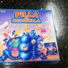 Juegos de mesa: PARKER PILLA LA ROSQUILLA. PERFECTO ESTADO.. Lote 136402122