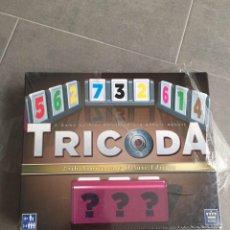 Juegos de mesa: JUEGO DE MESA TRICODA. Lote 136415516