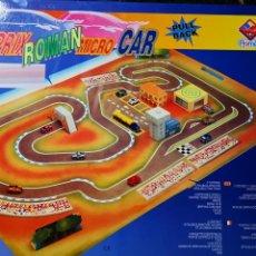Juegos de mesa: GRAN PRIX MICRO CAR ROMAN. Lote 136421605