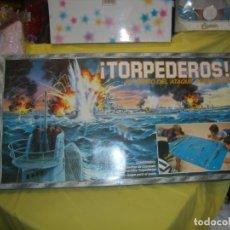 Juegos de mesa: JUEGO TORPEDEROS DE MB, AÑOS 80, NUEVO SIN ABRIR.. Lote 144603641
