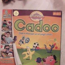 Juegos de mesa: CRANIUM. CADOO. JUEGO DE MESA.. Lote 136633984