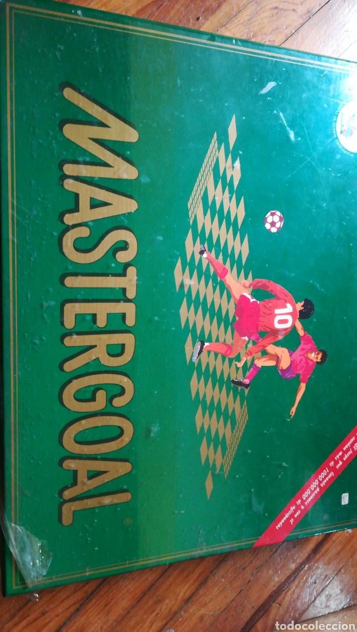 JUEGO MASTERGOAL. NUEVO. PRECINTADO. 1992 (Juguetes - Juegos - Juegos de Mesa)
