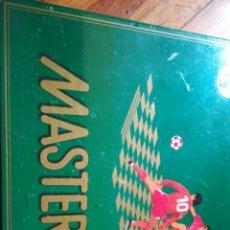 Juegos de mesa: JUEGO MASTERGOAL. NUEVO. PRECINTADO. 1992. Lote 136810940
