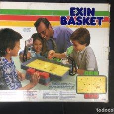 Juegos de mesa: EXIN BASKET. Lote 136921814