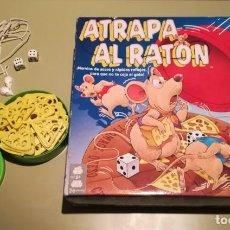 Juegos de mesa: ATRAPA EL RATÓN DE MATTEL, 1992. Lote 143712116