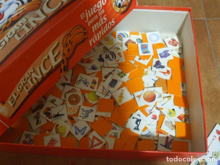 El Gran Lince Antiguo Juego De Mesa Infantil Fa Comprar Juegos De