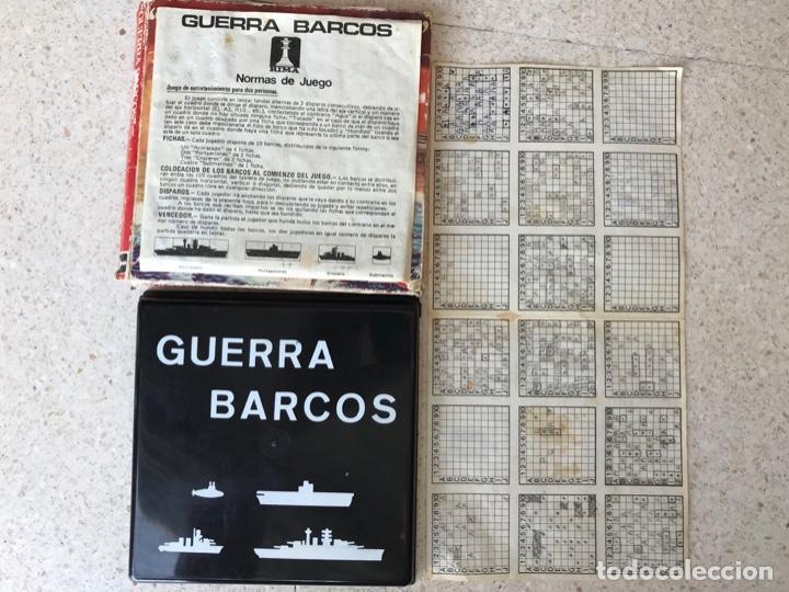 Juegos de mesa: GUERRA DE BARCOS RIMA Ref.2037 Magnético Completo - Foto 2 - 137503250