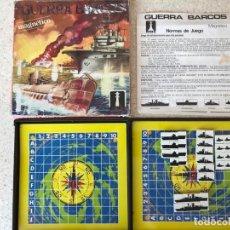 Juegos de mesa: GUERRA DE BARCOS RIMA REF.2037 MAGNÉTICO A FALTA DE UNA PIEZA . Lote 137503478
