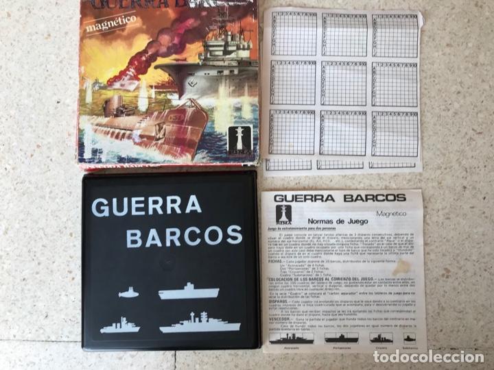 Juegos de mesa: GUERRA DE BARCOS RIMA Ref.2037 Magnético A falta de una pieza - Foto 2 - 137503478