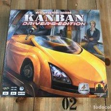 Juegos de mesa: JUEGO DE MESA - KANBAN DRIVER´S EDITION - MALDITO GAMES - PRECINTADO - BOARDGAME - EUROGAME. Lote 137610218