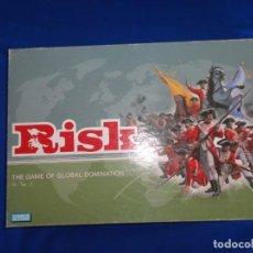Juegos de mesa: RISK - THE GAME OF GLOBAL DOMINATION , PARKER BROTHERS, VER FOTOS Y DESCRIPCION! SM. Lote 137653890