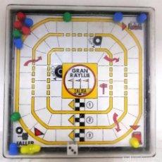 Juegos de mesa: JUEGO DE MESA O VIAJE RALLY. Lote 137678462