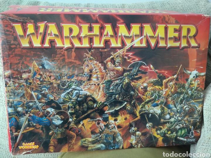 Warhammer Comprar Juegos De Mesa Antiguos En Todocoleccion 137679669