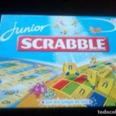 Juegos de mesa: SCRABBLE JUNIOR - MATTEL. Lote 137704430