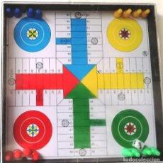 Juegos de mesa: JUEGO DE MESA O VIAJE PARCHIS. Lote 137865078
