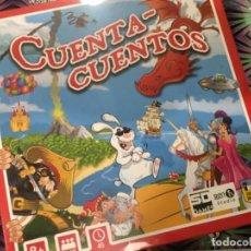Juegos de mesa: CUENTA CUENTOS (JUEGO DE MESA) SD GAME. Lote 137867630