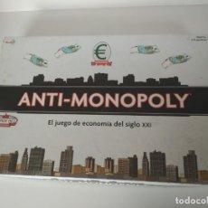 Juegos de mesa: ANTI-MONOPOLY DE SIMBA. Lote 192391211