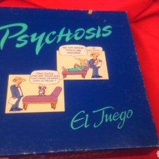 Juegos de mesa: PSYCHOSIS EL JUEGO (DE MB) EL MEJOR JUEGO DE LÓGICA Y PSICOLOGÍA DEL MERCADO. Lote 137917010