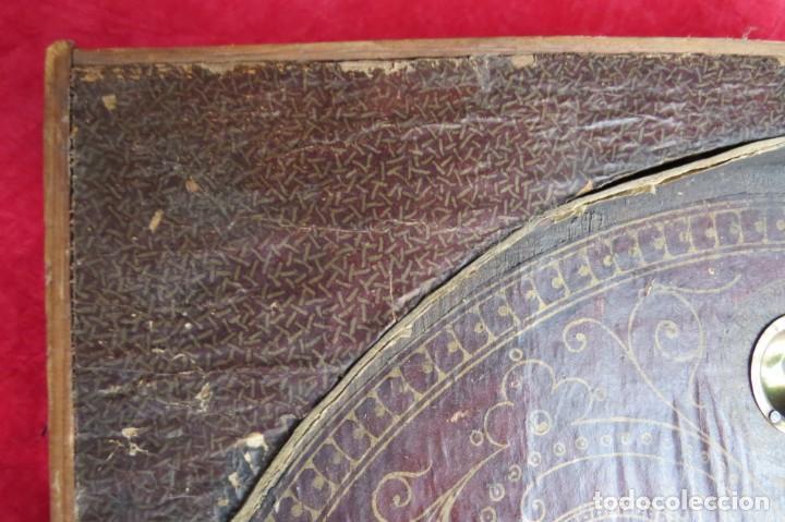 Juegos de mesa: ANTIGUO BILLARIN BILLAR MADERA - ALFONSO XIII 1898 - PIN BALL - MILLONCETE - MILLON - Foto 6 - 138240426